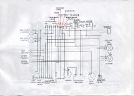 5 gnybtų CDI schema