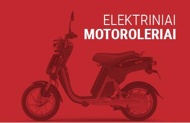 Elektriniai motoroleriai