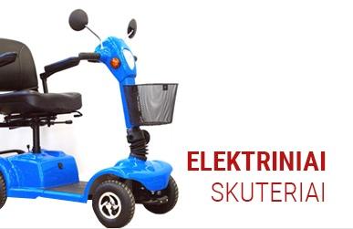 Elektriniai skuteriai