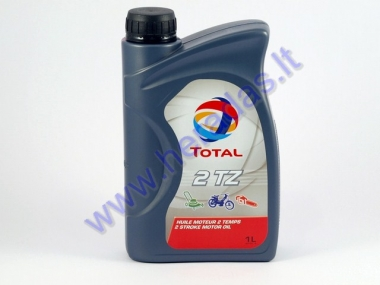 Motor oil for 2-stroke engines TOTAL 2TZ 1 litre
