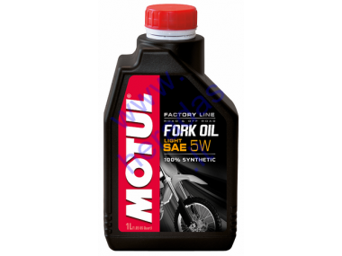 Motorcycle fork oil MOTUL  FORK OIL FL LIGHT 5W