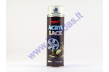 Lakas PERFECT ACRYL bespalvis 500ml