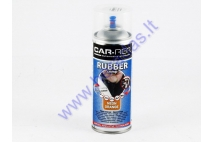 Rubber coating spray (rubber comp) neon orange partial gloss 400ml