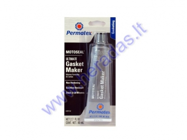 Gasket maker (sealant) PERMATEX 80ml
