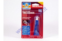 Thread locking fluid (threadlocker agent) PERMATEX 6ml