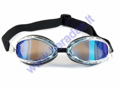 Motorcycle travel goggles retro