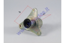 Front wheel hub 3 hole for ATV quad bike