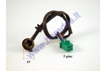 Gearbox sensor for 4-stroke 110-125cc motorcycle