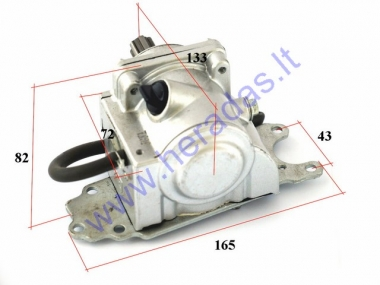 Outer transmission gearbox reducer for 150-200cc quad bike