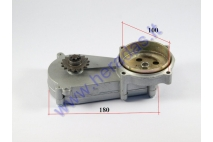 Gearbox for quad bike 50cc