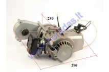 Engine 50cc 2-stroke ATV quad bike e-start