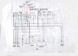 Electronic diagrams