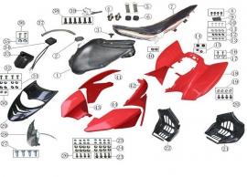 ATV plastic principal diagram.EN