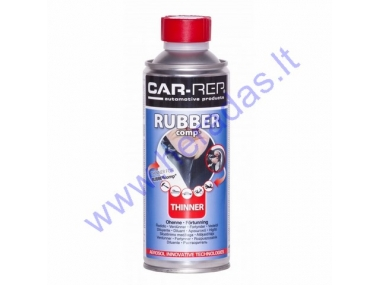 Rubber coating spray thinner (rubber comp) 450ml