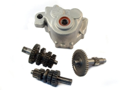 Gearboxes and gearbox components