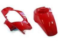 Apdaila plastikinė triračių, sėdynės, krepšiai