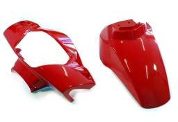 Covers for trike scooters
