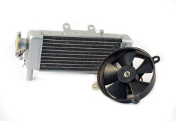Fans, radiators, cooling