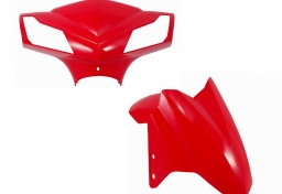 Plastic covers for HAWK electric scooter
