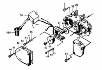 MOTORIZED BICYCLE IGNITION SYSTEM