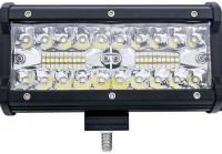 Papildomi LED žibintai