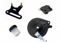 Other parts of brake system