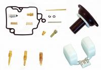 Karbiuratorių remonto komplektai, detalės