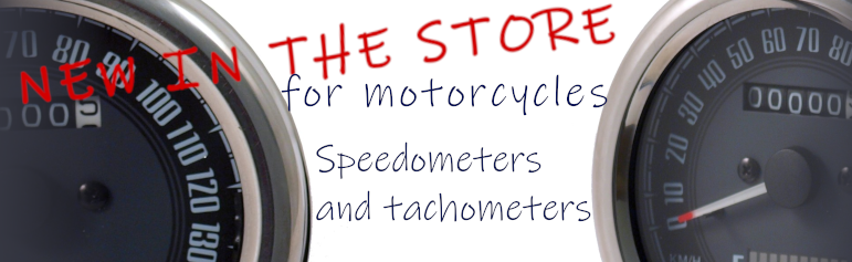 Speedometers and tachometers