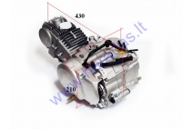 4-stroke motorcycle engine 125cc 4gears