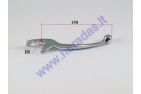 Brake lever for quad bike