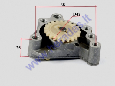 Oil pump for motorcycle 140cc