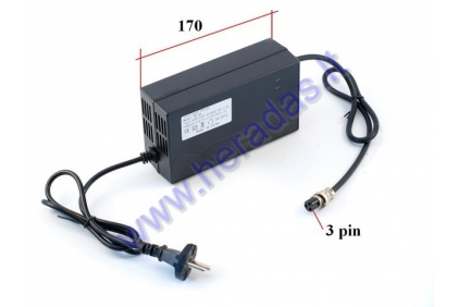 48V 12AH Battery charger for electric scooter