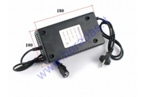 72V Battery charger for electric scooter