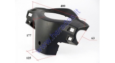 Plastic dashboard cover for electric scooter MS01 MS03