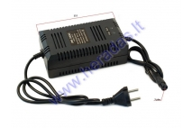 24V 1.6A Battery charger 3 pin