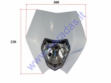 Head light KTM