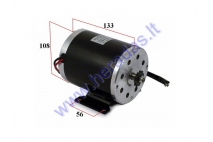 Motor for electric quad bike 800w 36V