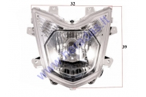 Headlight for electric scooter  E-SMART