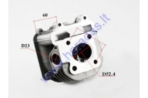 Cylinder head for scooter 125cc GY6 D52.4