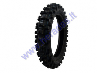 Rear motocross tyre for motorcycle 80/100-R12 MAXXIS 41M M7312