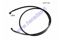 Brake hose for motorcycle L137