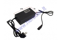 60V 20AH Electric trike scooter battery charger for lead-acid batteries MS04
