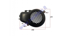 Fan cover for scooter 50cc MINARELLI HORIZONTAL