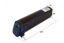 Lithium-ion battery 36V 9000mAh for wheelchair trailer