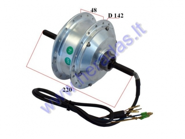 Electric bicycle hub motor 24V