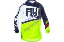 Long sleeve shirt OFF ROAD FLY RACING F-16 Green color Size XL