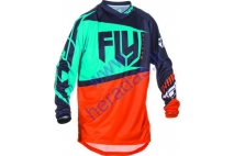Long sleeve shirt OFF ROAD FLY RACING F-16 Orange color Size 2XL