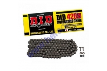 Chain for ATV quad bike D.I.D Chain type 420 length 130
