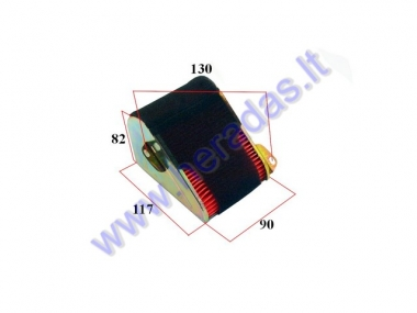 Air filter for scooter GY6 125-150cc