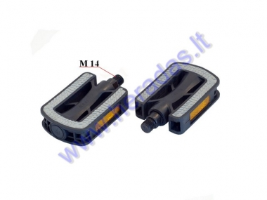 Pedals for electric bicycle Electron EB21